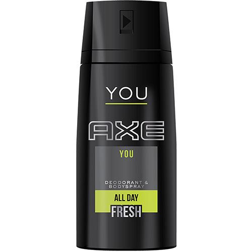 AXE spray 150ml you (ΝΕΟ)