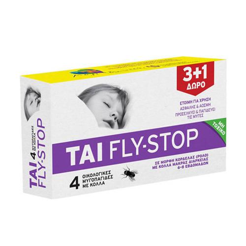 TAI ΜΥΓΟΠΑΓΙΔΑ FLY STOP (3+1)