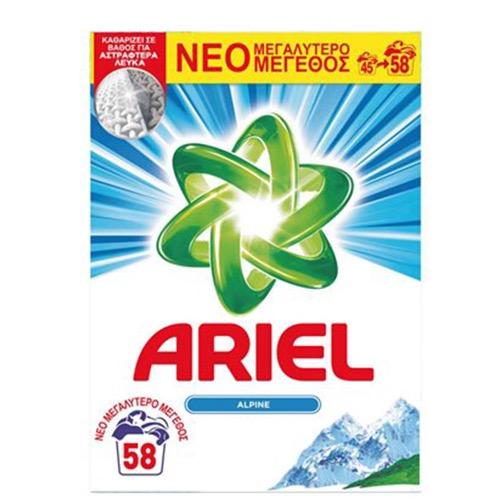 ARIEL ΣΚΟΝΗ 58μεζ (ΕΛ) alpine