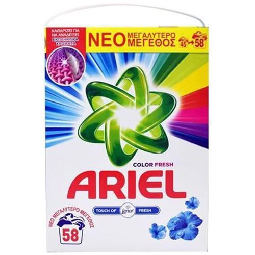 ARIEL ΣΚΟΝΗ 58μεζ (ΕΛ) color