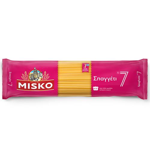 ΜΙΣΚΟ spaghetti Nο7 500gr (ΕΛ)