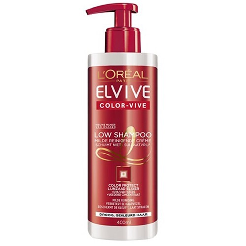 ELVIVE shampoo 400ml (ΕΛ) color vive αντλία