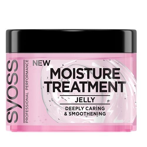 SYOSS μάσκα μαλλιών 200ml moisture