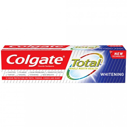 COLGATE οδοντ. total 75ml whitening