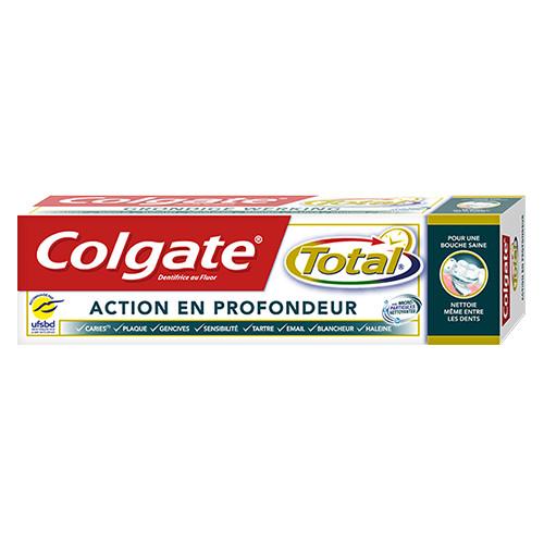 COLGATE οδοντ. total 75ml total action