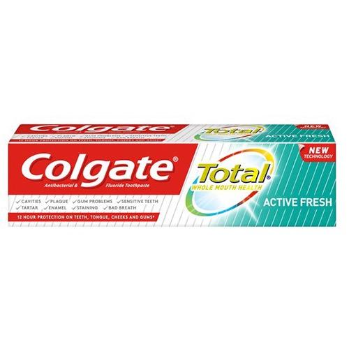 COLGATE οδοντ. total 75ml active fresh