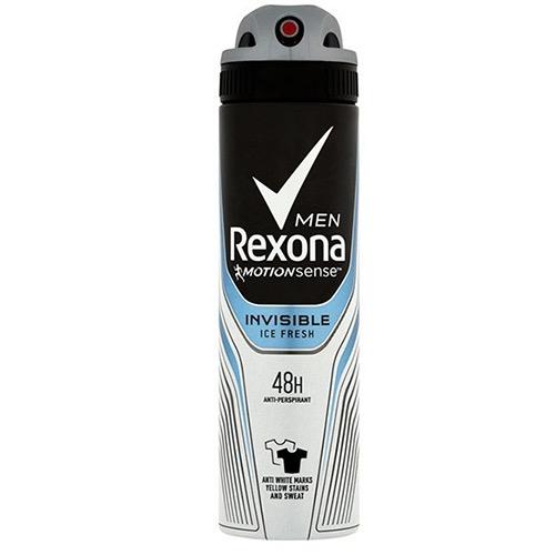 REXONA deo spr 150ml men invisible ice fresh
