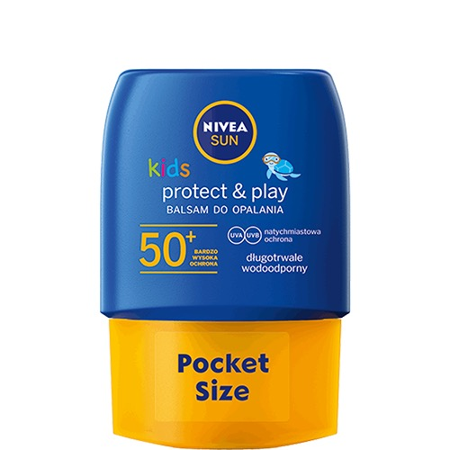 NIVEA αντηλιακή κρέμαSPF50 KIDS 50ml protect& play