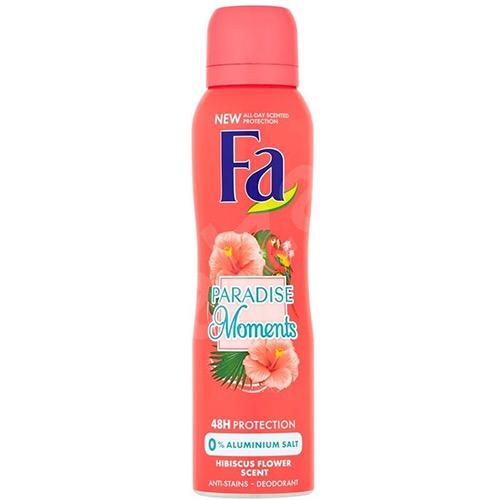 FA spray women 150ml paradise moments