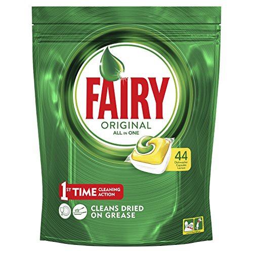 FAIRY ACTIVE CAPS 44tabs all in (ΕΛ) lemon