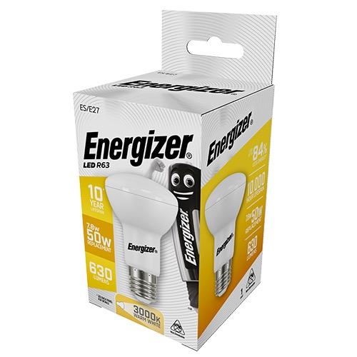 ENERGIZER LED ΣΦΑΙΡΙΚΗ E27 5,2W WARM WHITE 3000K