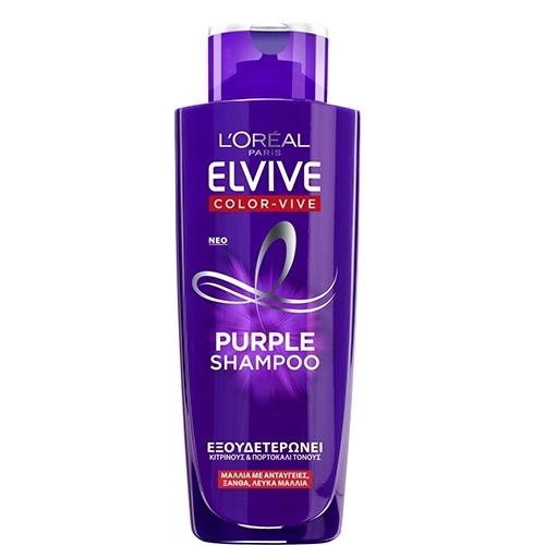 ELVIVE sh. 200ml (ΕΛ) purple