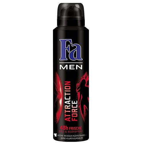 FA spray men 150ml attraction force