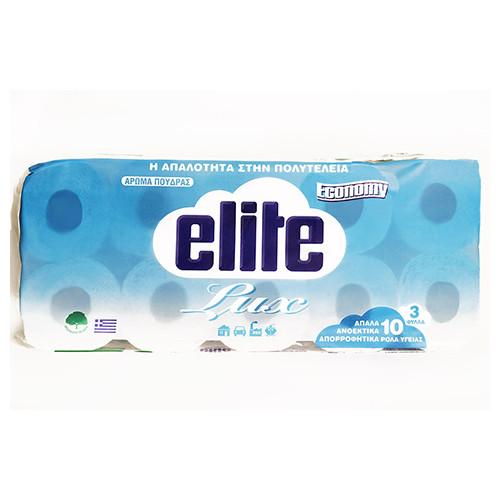 ELITE Ρ/Υ 3φ economy lux 10πλό