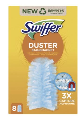 SWIFFER DUSTER 8 ανταλ.(EΛ)
