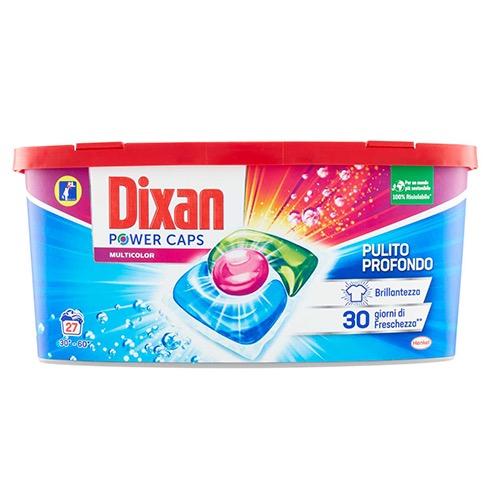 DIXAN caps duo απορ/κό 27τεμ color