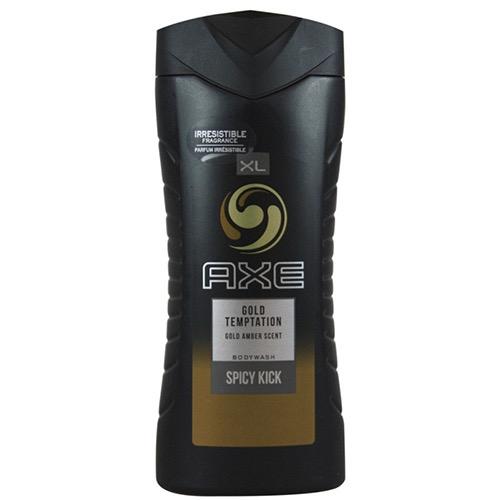 AXE shower gel 400ml (ΕΛ) gold temptation