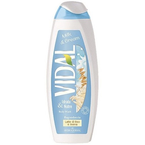 VIDAL bath 500ml milk n΄cream