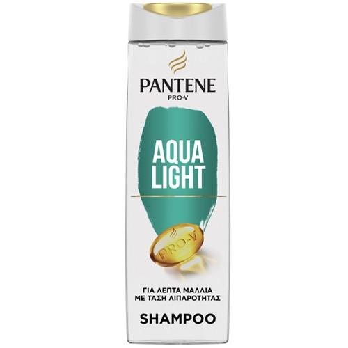 PANTENE sh. 400ml (ΕΛ) aqua light