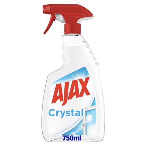 AJAX 750ml αντλία τζάμια (ΕΛ) crystal clean