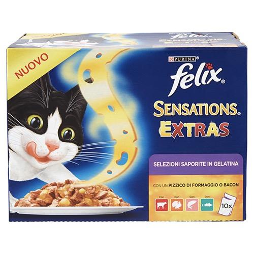 FELIX SENS EXTRAS 10X100γρ (ΕΛ)μοσχάρι-γαλοπούλα