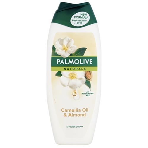 PALMOLIVE bath 600ml almond & camelia