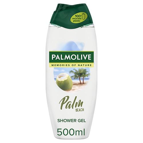 PALMOLIVE bath 500ml (ΕΛ) coconut palm beach