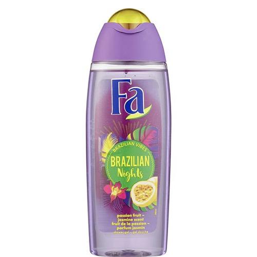 FA bath 250ml brazilian night