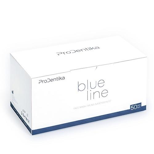ΜΑΣΚΑ 3πλου ΦΙΛΤΡΟΥ BLUE 50τεμ 1 ΧΡΗΣΗΣ (ΕΛ)