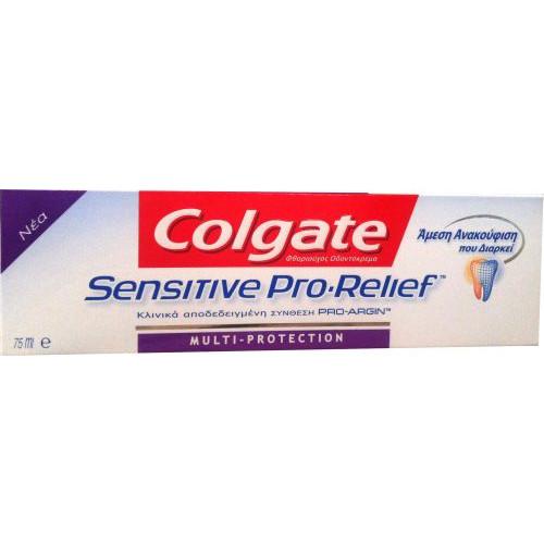COLGATE οδοντ. sensitive 75ml pro relief