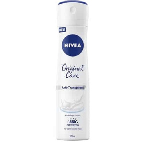 NIVEA spray 150ml women original care