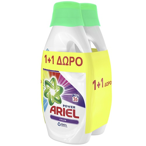 ARIEL ΥΓΡΟ 2τεμ Χ 26μεζ (ΕΛ) color