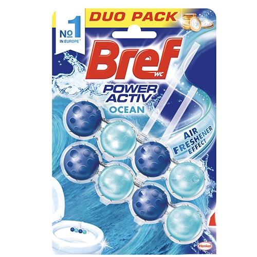 BREF BLUE ACTIVE 2X50ml (ΕΛ) ocean