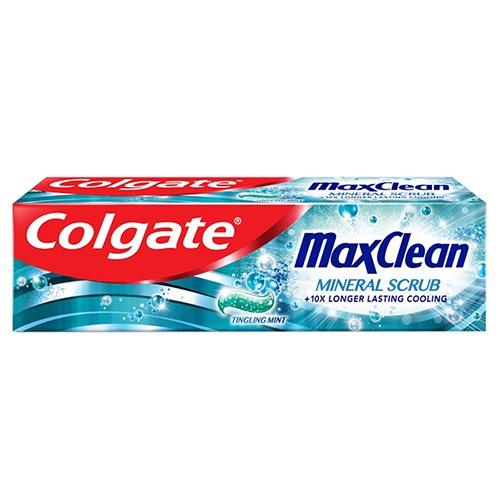 COLGATE οδοντ. max clean 100ml mineral scrub