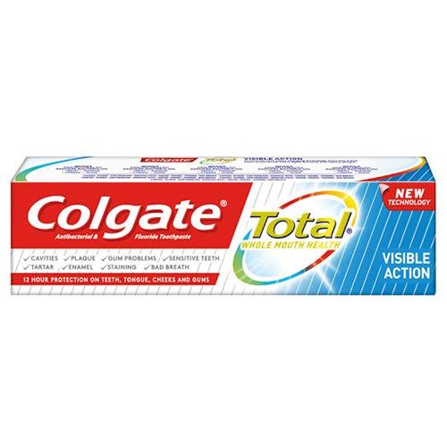 COLGATE οδοντ. total 75ml visible action