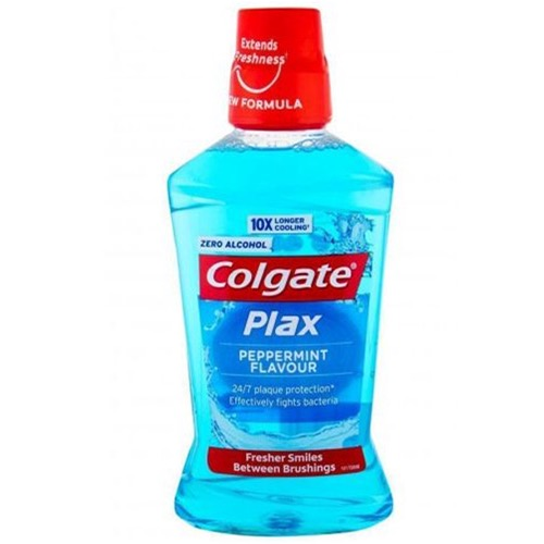 COLGATE στοματικό διάλυμα 500ml peppermint