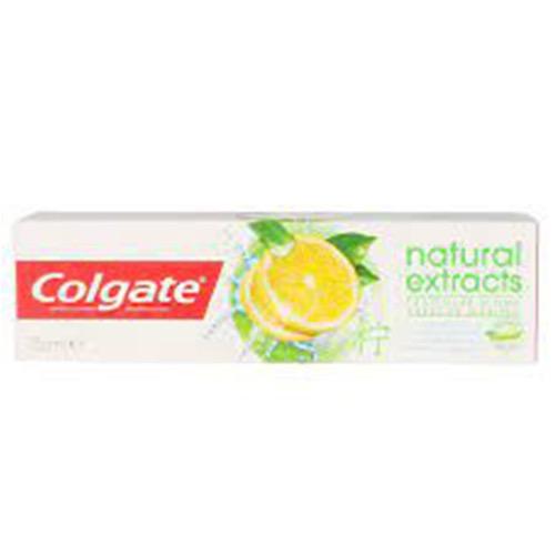 COLGATE οδοντ. natural extracts fresh lemon 75ml