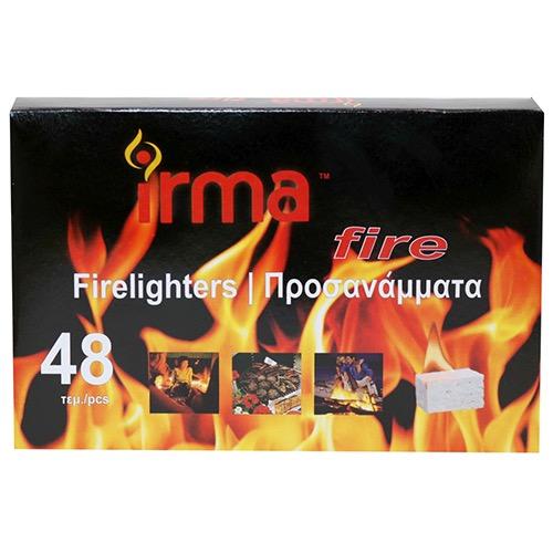 ΠΡΟΣΑΝΑΜΜΑ 48τεμ. IRMA fire (ΕΛ)